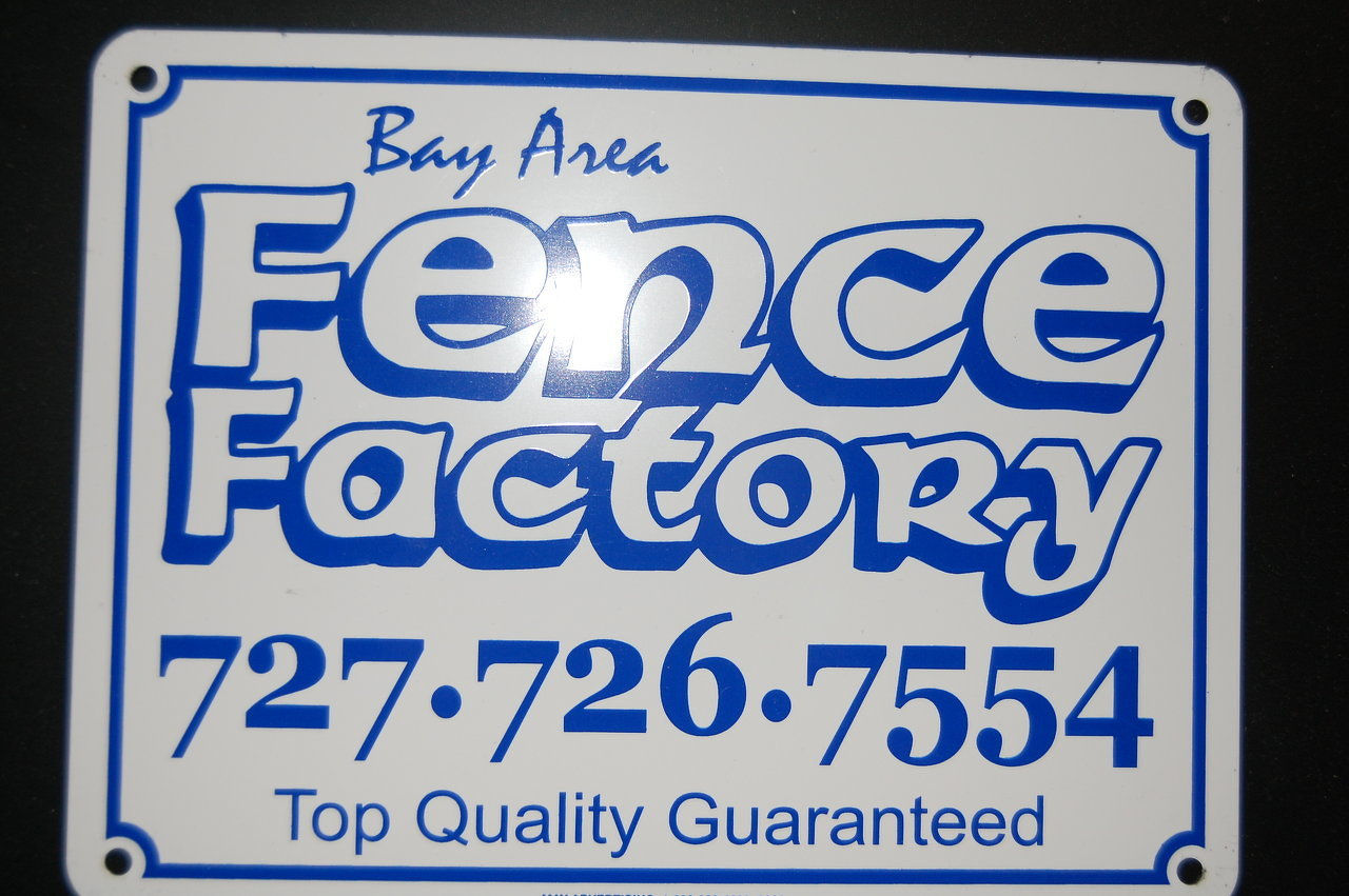 fence factory sign 2009' 002
