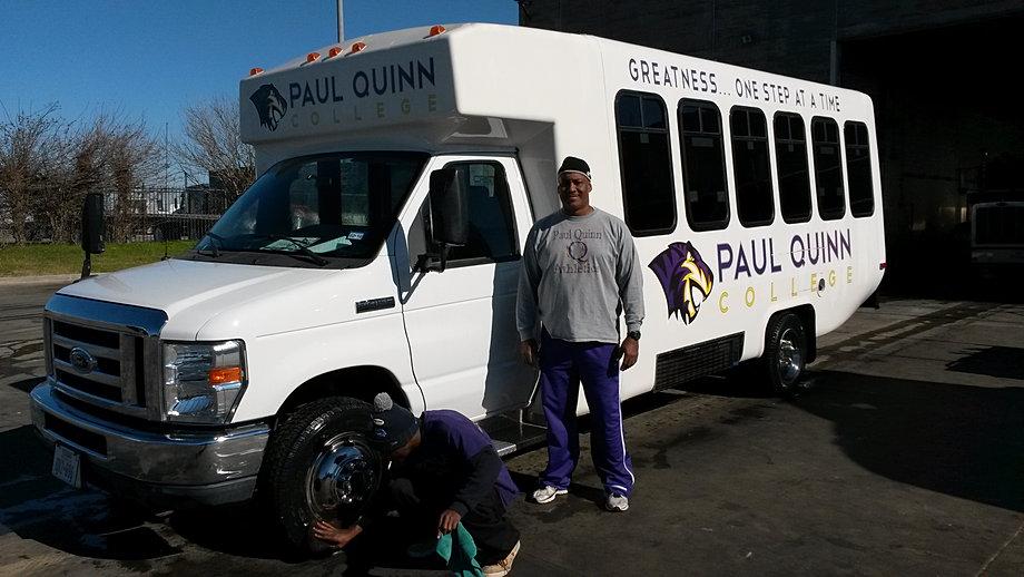 Paul Quinn 2