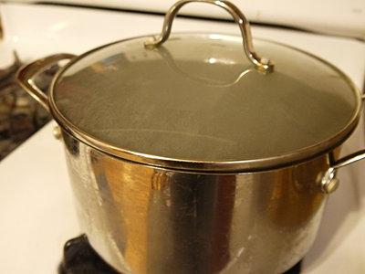 how to make chaga tea in a crockpot