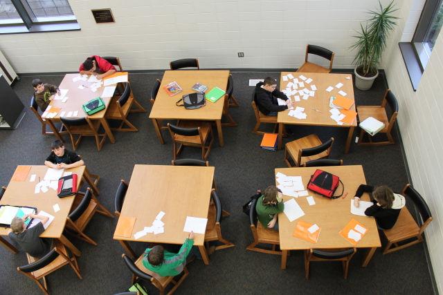Class Meeting Area
