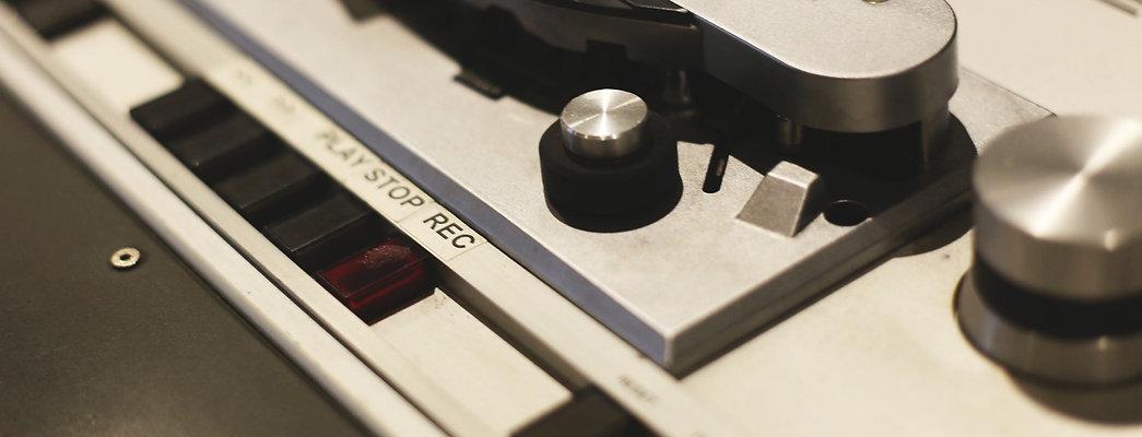 Tape Recorder - Abuelita Studios