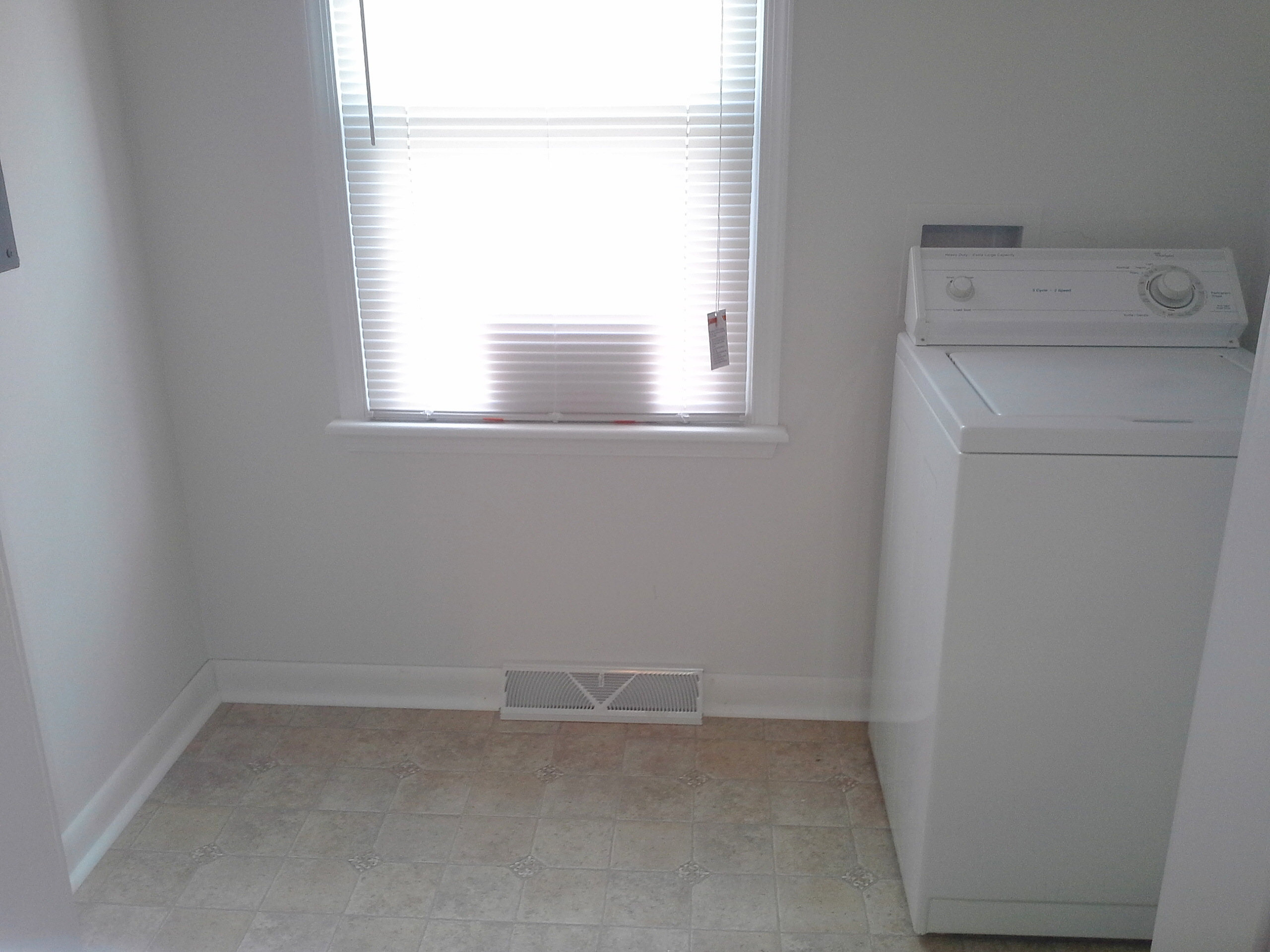 Ingram & Associates, Property Management | Laundry Room