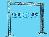 Chic Box Estruturas - box truss