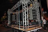Box Truss - estruturas para eventos