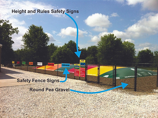Jumping Pillow Safety Jumper Safety Information Guide