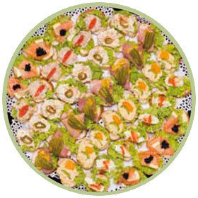Corporateaffairs created by cardsteven based on for Canape platters