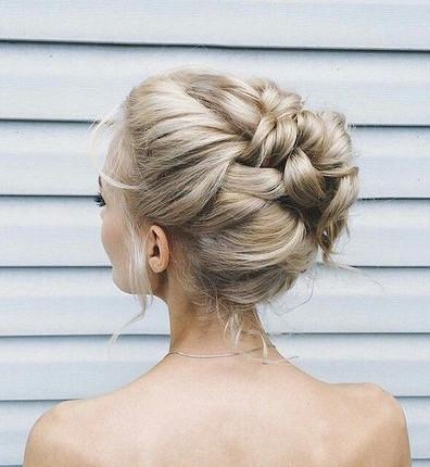 Extrêmement 20 modèles de chignon haut pour une mariée. | La Robe de Mariée de  MM49