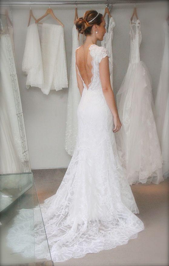 robes de mariée dos nu qui donnent envie de dire