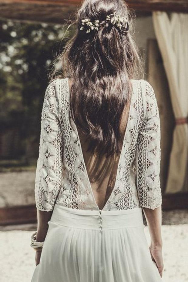 Un mariage hipster et rustic. | La Robe de Mariée de mes ...