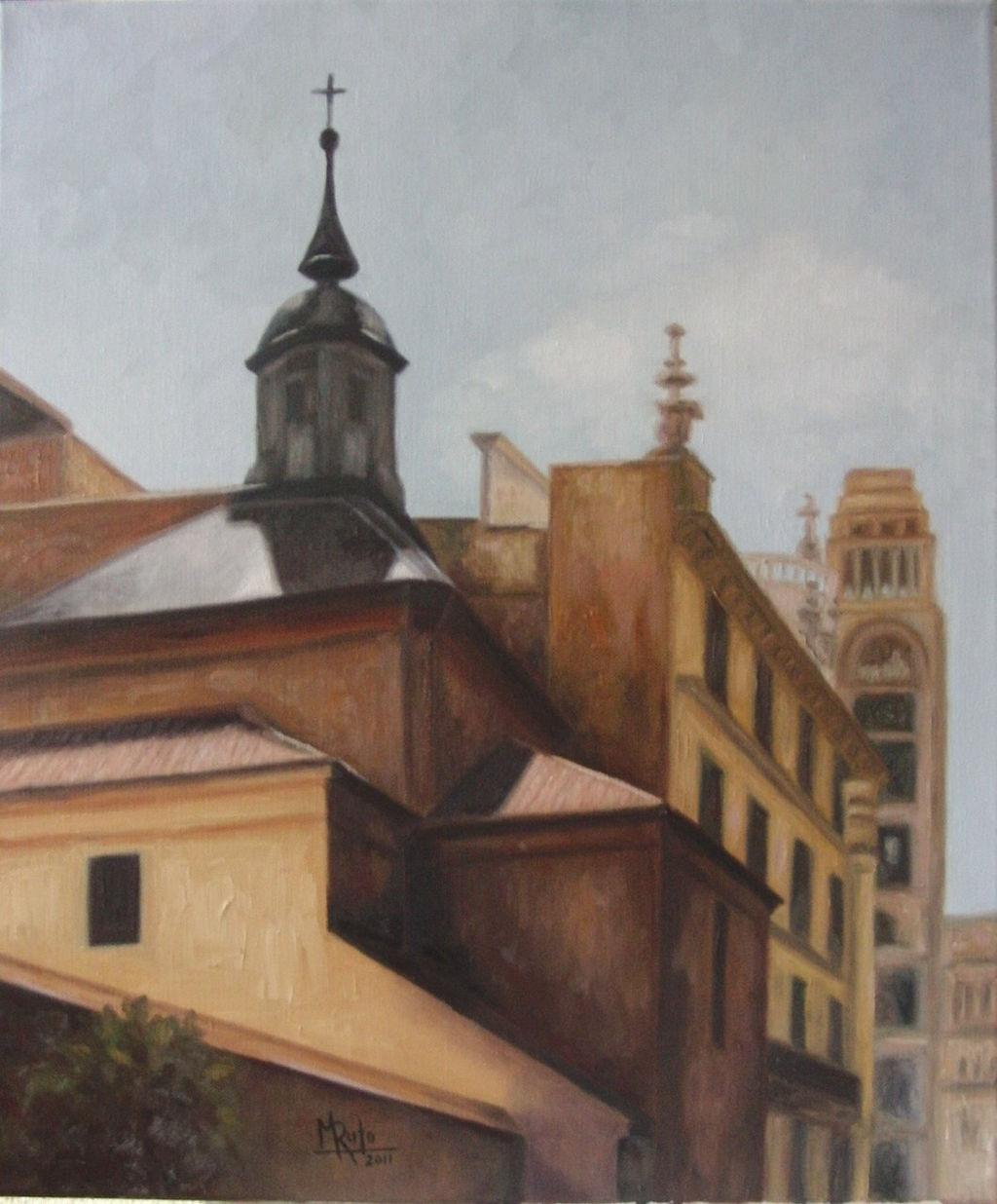 TORRE IGLESIA S.JOSE-Madrid