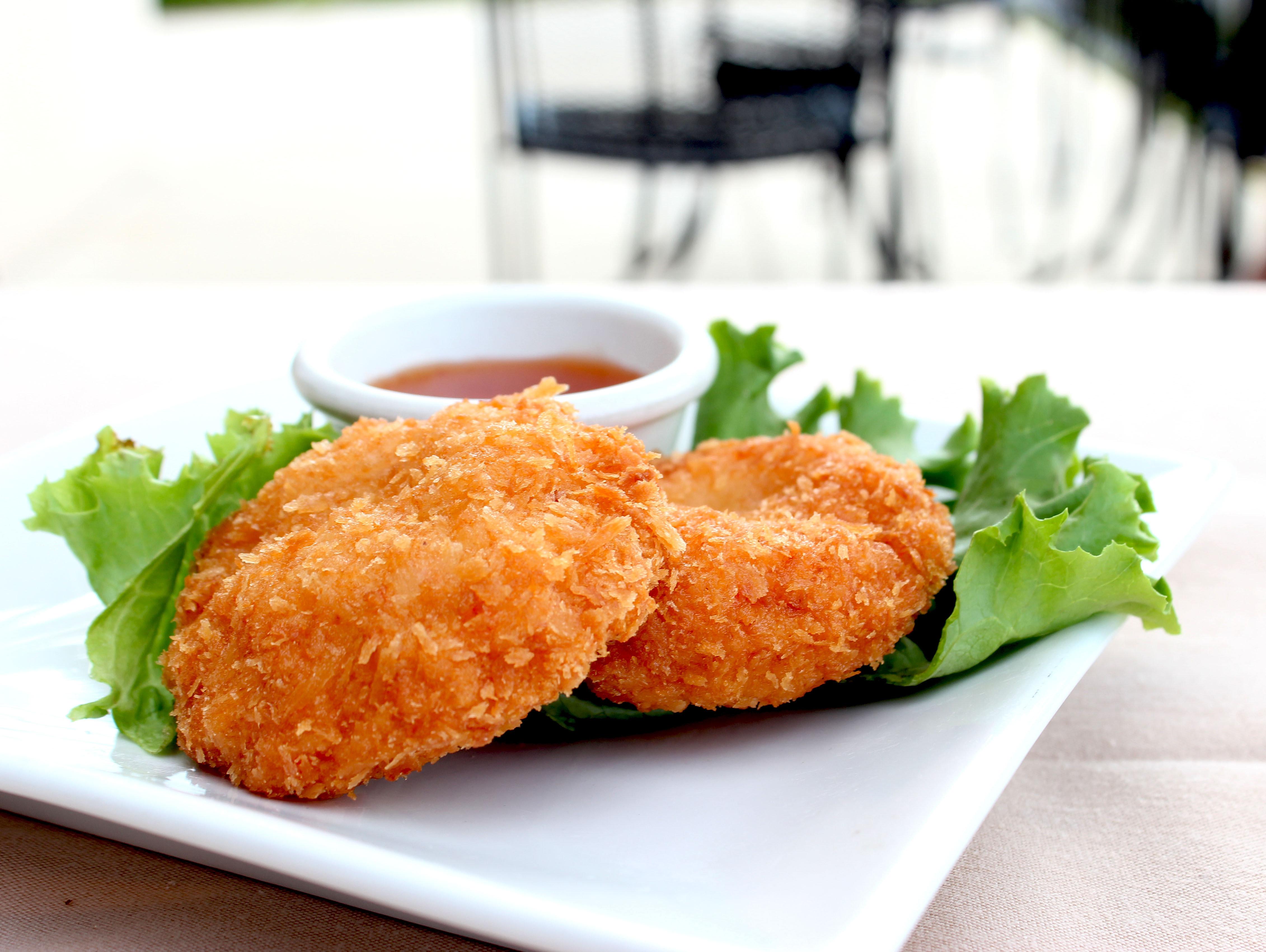 Issara Thai, San Diego, Thai Food, Thai Restaurant | Shrimp Cakes