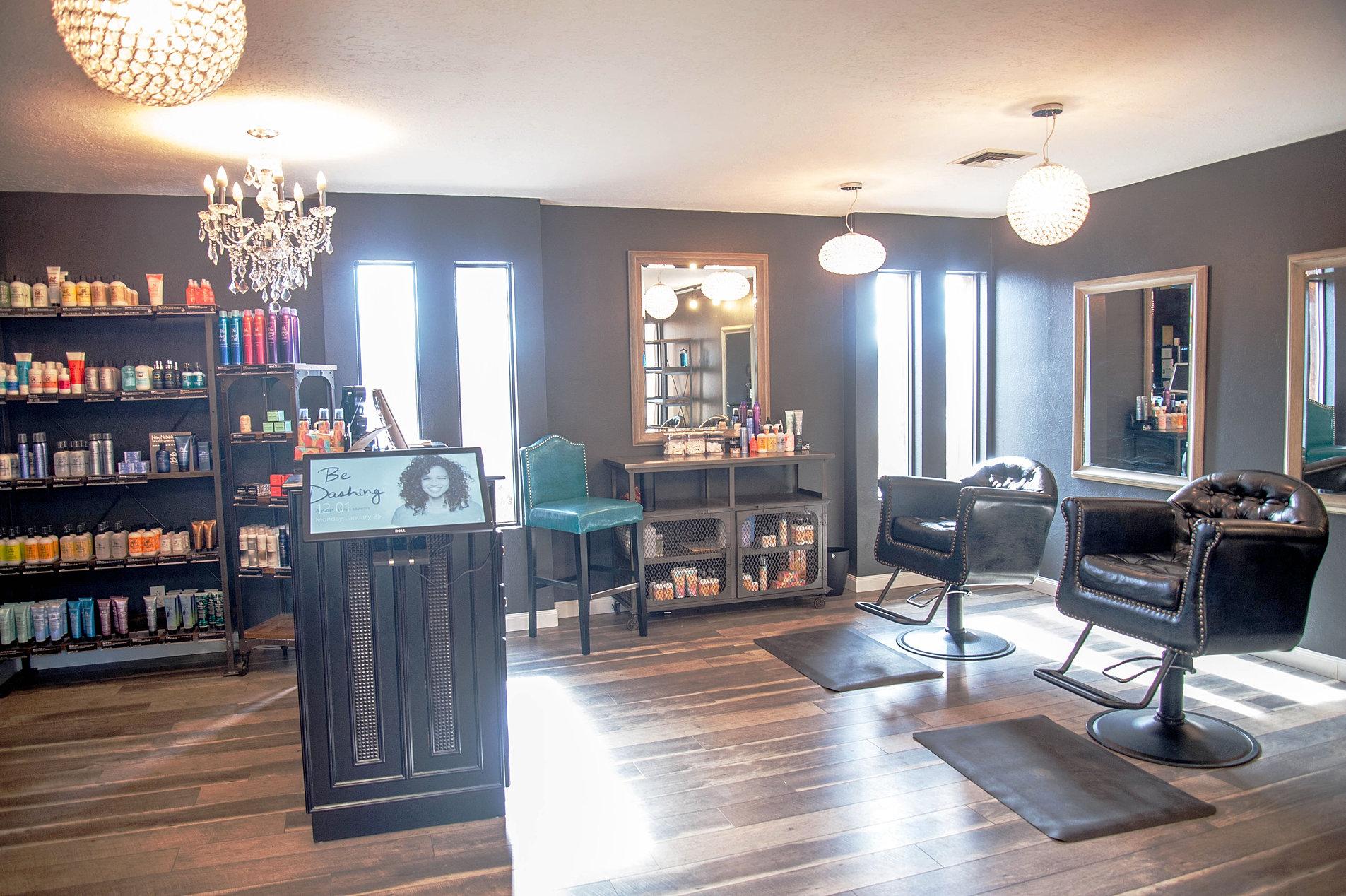 Albuquerque santa fe los alamos salon - Hair salon albuquerque ...