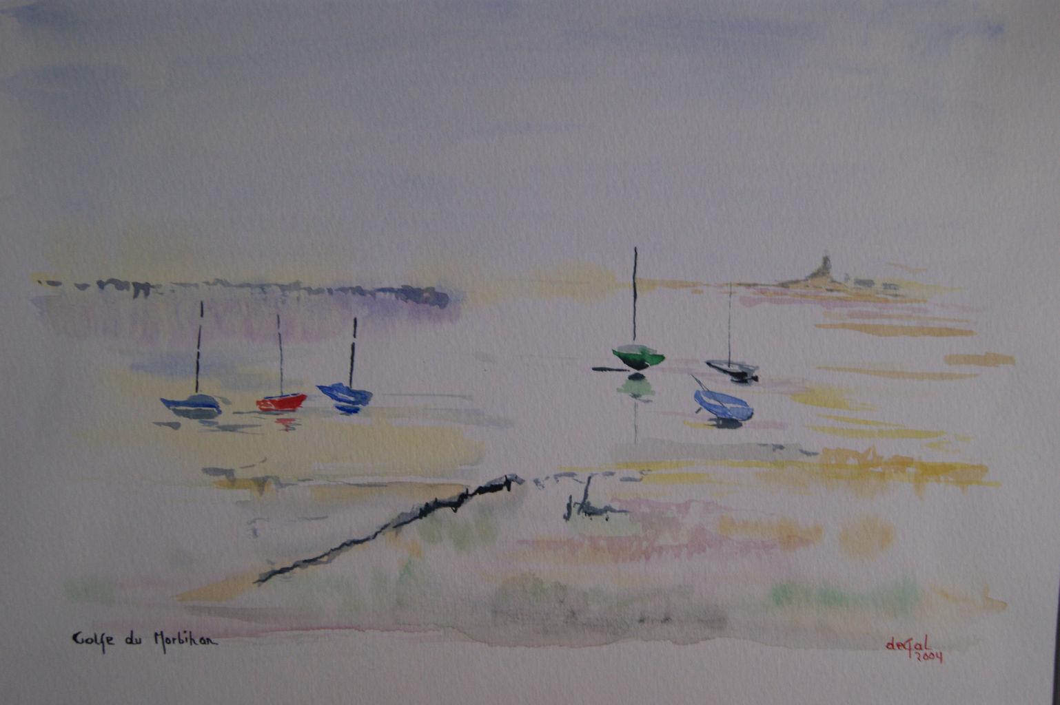 Golfe du Morbihan 2