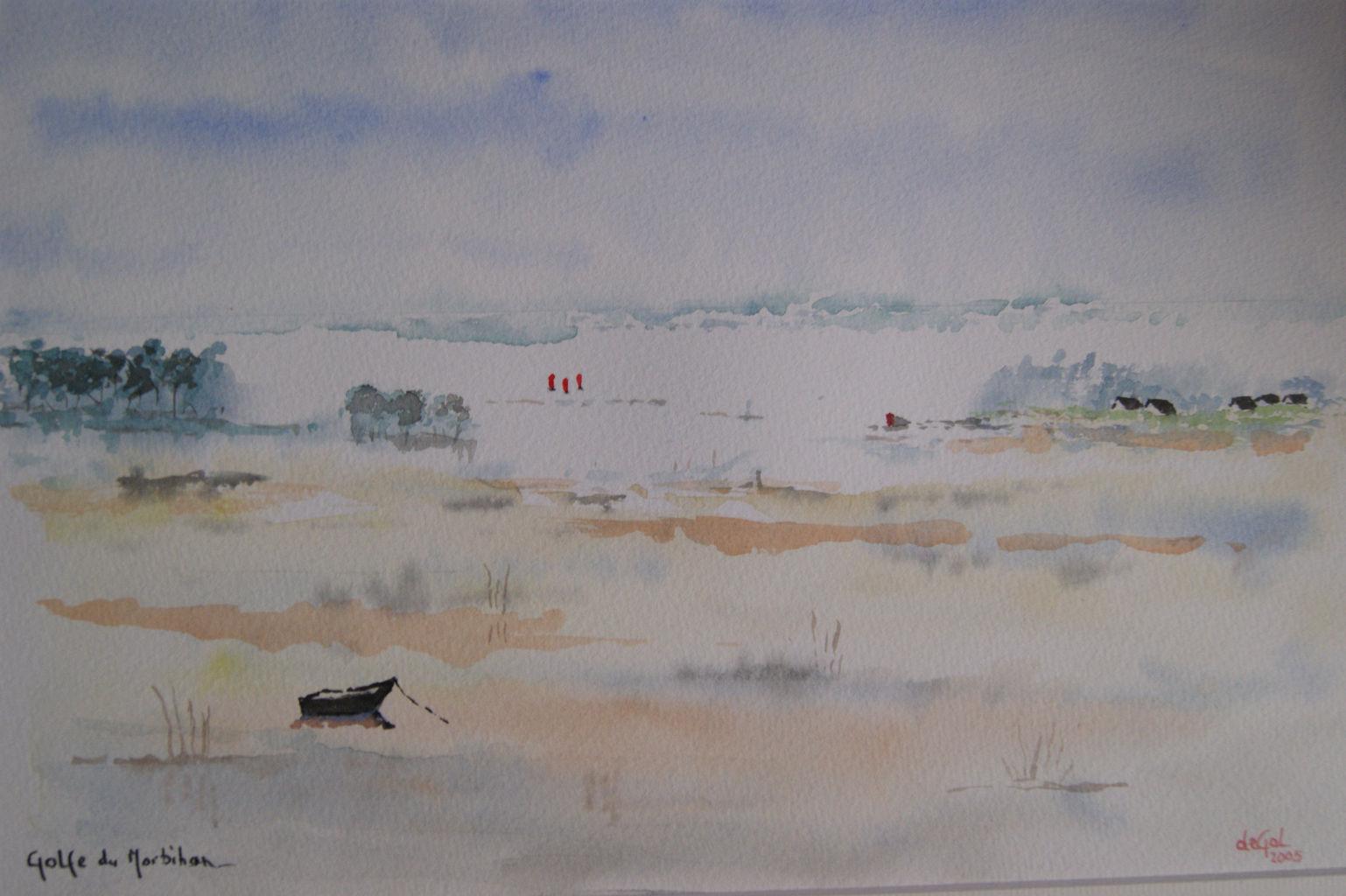 Golfe du Morbihan 1