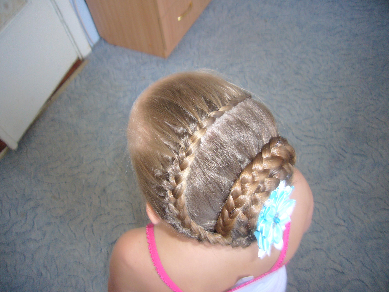 Как заплести корзинку из волос фото по шагам ребенку