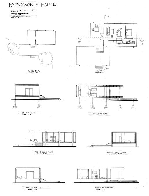 Drawing House Plans to Scale images
