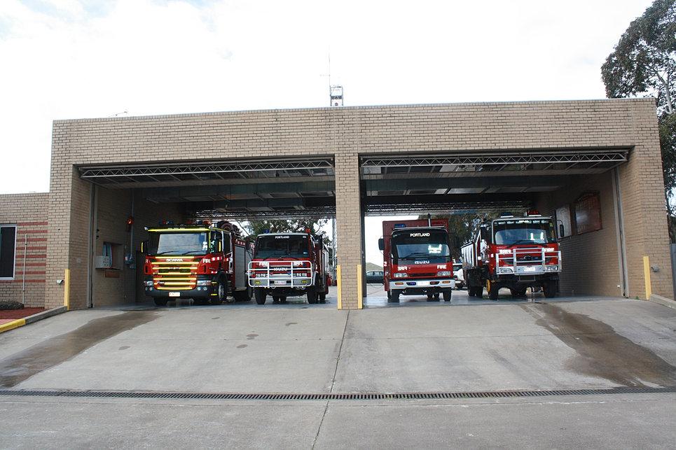 Portland Fire Brigade Cfa Victoria Australia