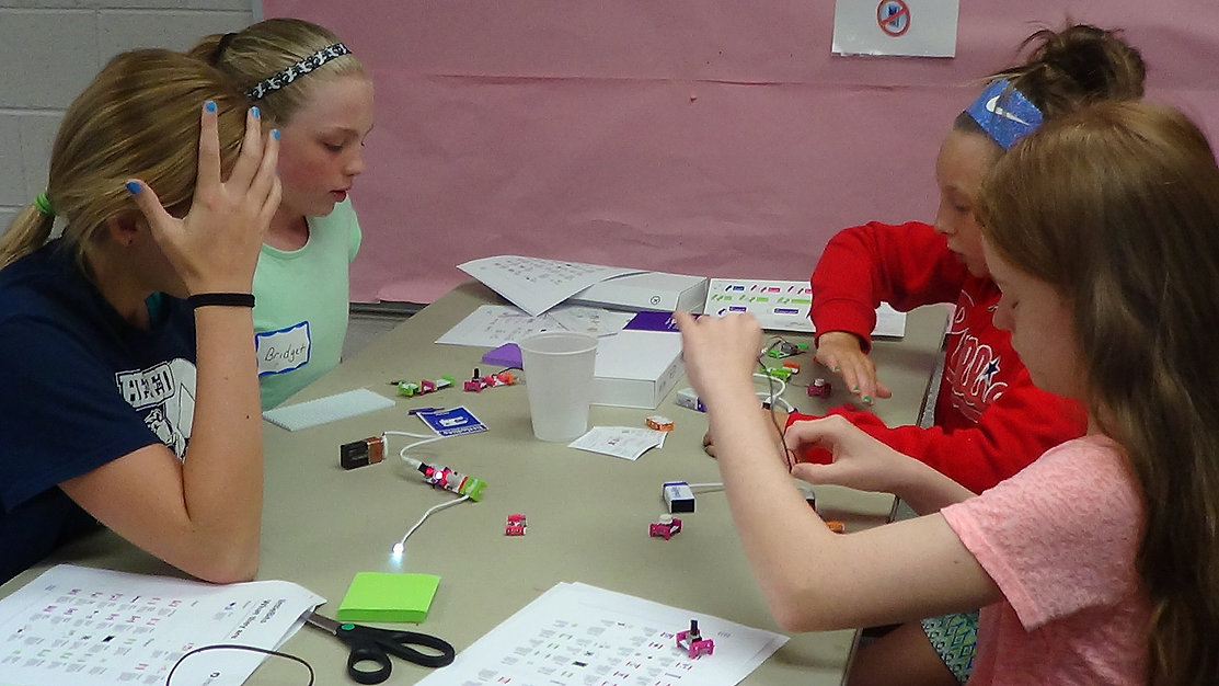 TechniGals STEAM Camp