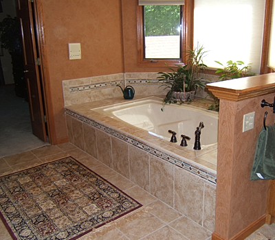 A1 complete remodeling remodeling cincinnati ohio roofing for Bathroom remodel 63367
