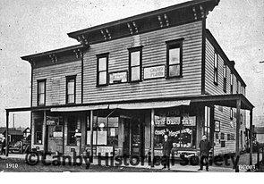 Barlow Store 1910