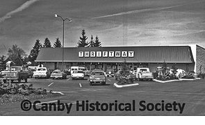 Canby Thirftway 1976