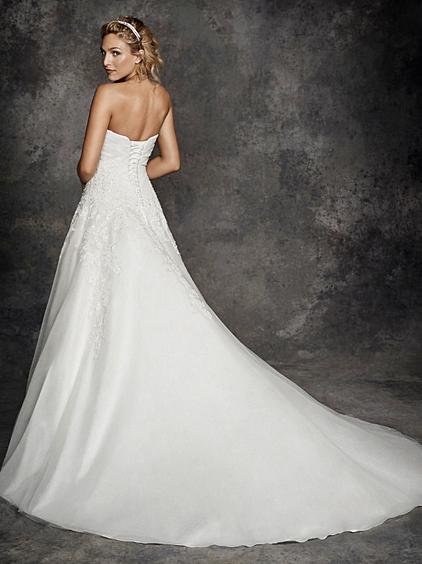 Ella rosa be257 for Ella rose wedding dress