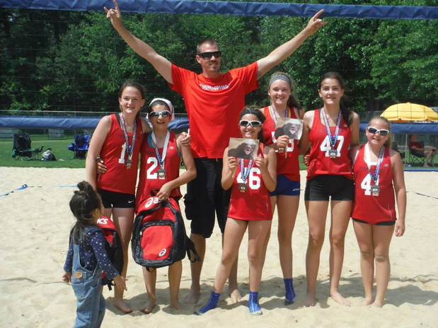 New England Beach Volleyball Tournaments