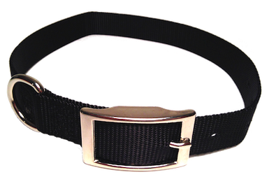 Embroidered Dog Collars With Metal Buckle