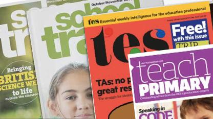 Print Publications - marketing to teachers | Minds Ignited writes ...