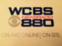Hilda at WCBS 880