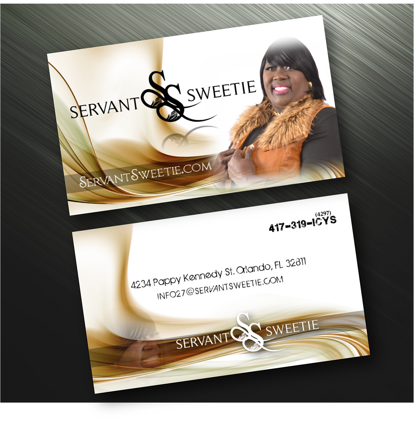 Brandon graphic designs business cards singer servant sweetie magicingreecefo Images