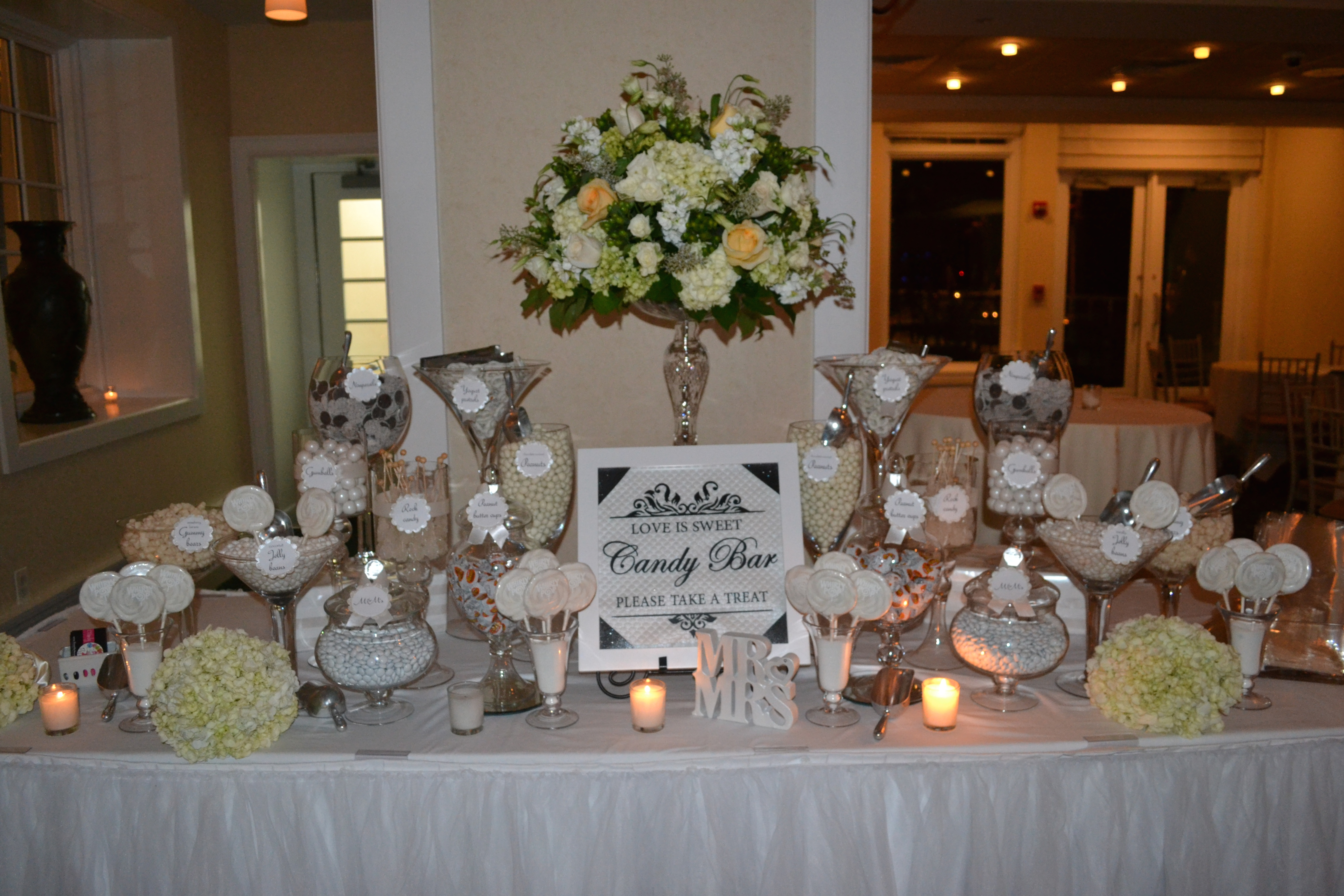 Treat Me Sweet Candy Buffets Home Page | Candy Buffet-Wedding