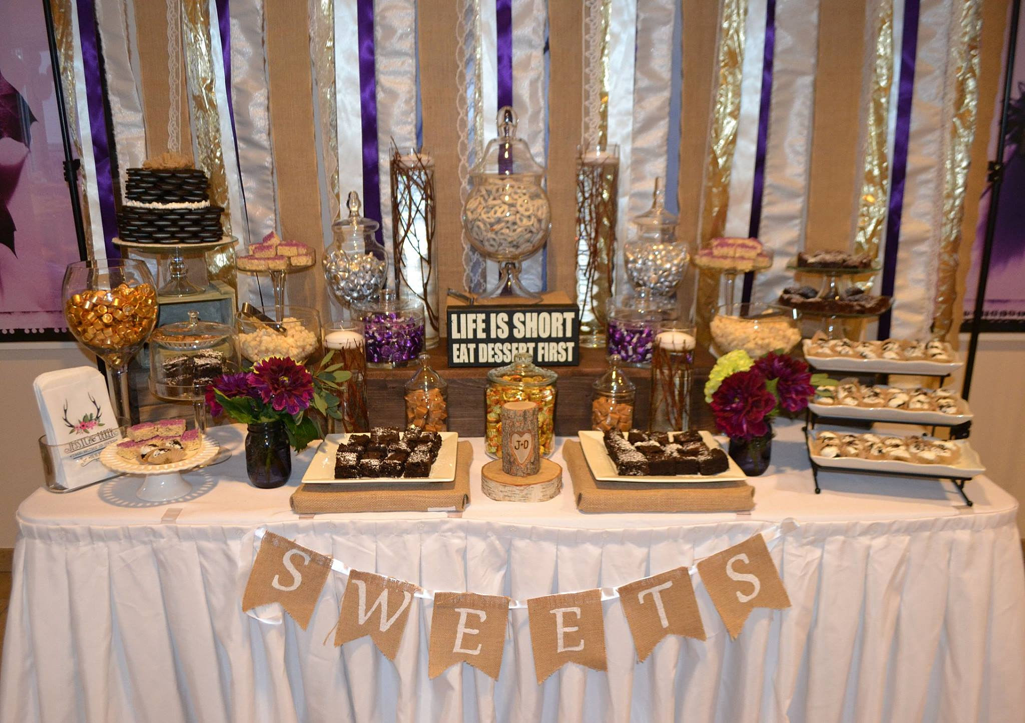 Treat Me Sweet Candy Buffets Home Page