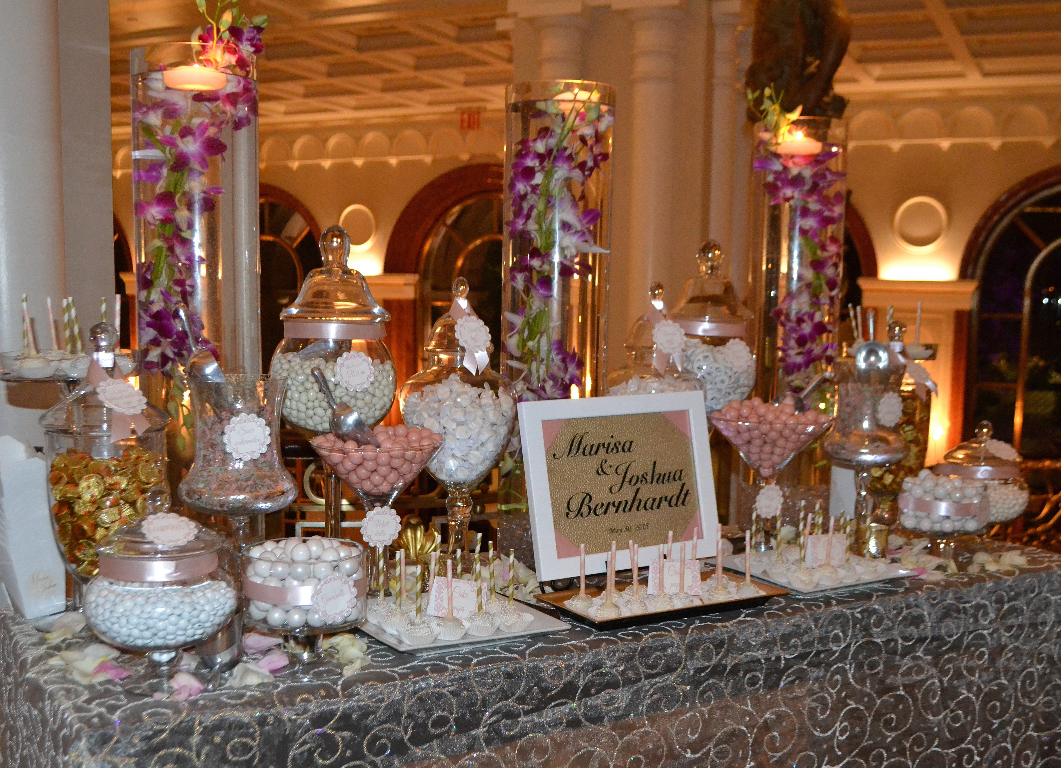Treat Me Sweet Candy Buffets Home Page Candy Buffet