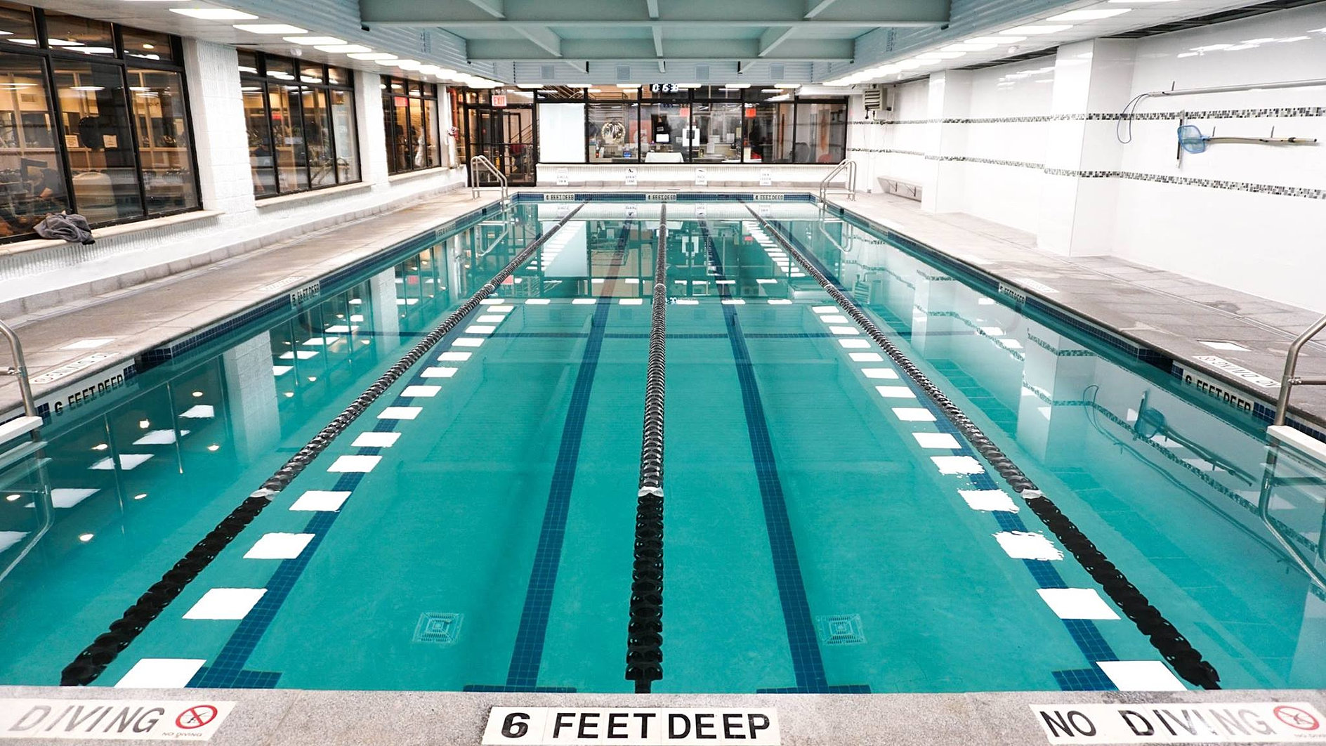 The Complex Nyc Swimming Pool Jacuzzi
