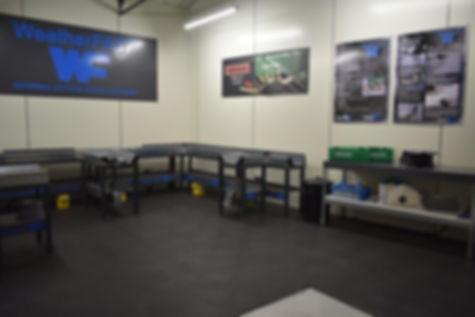 WeatherFAST Training Room