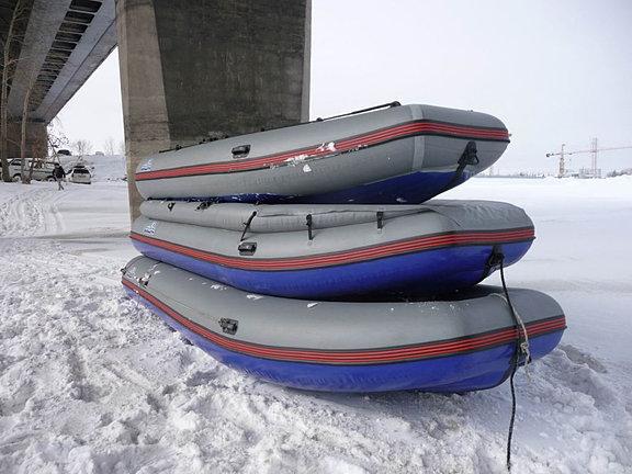 резиновая лодка выдра