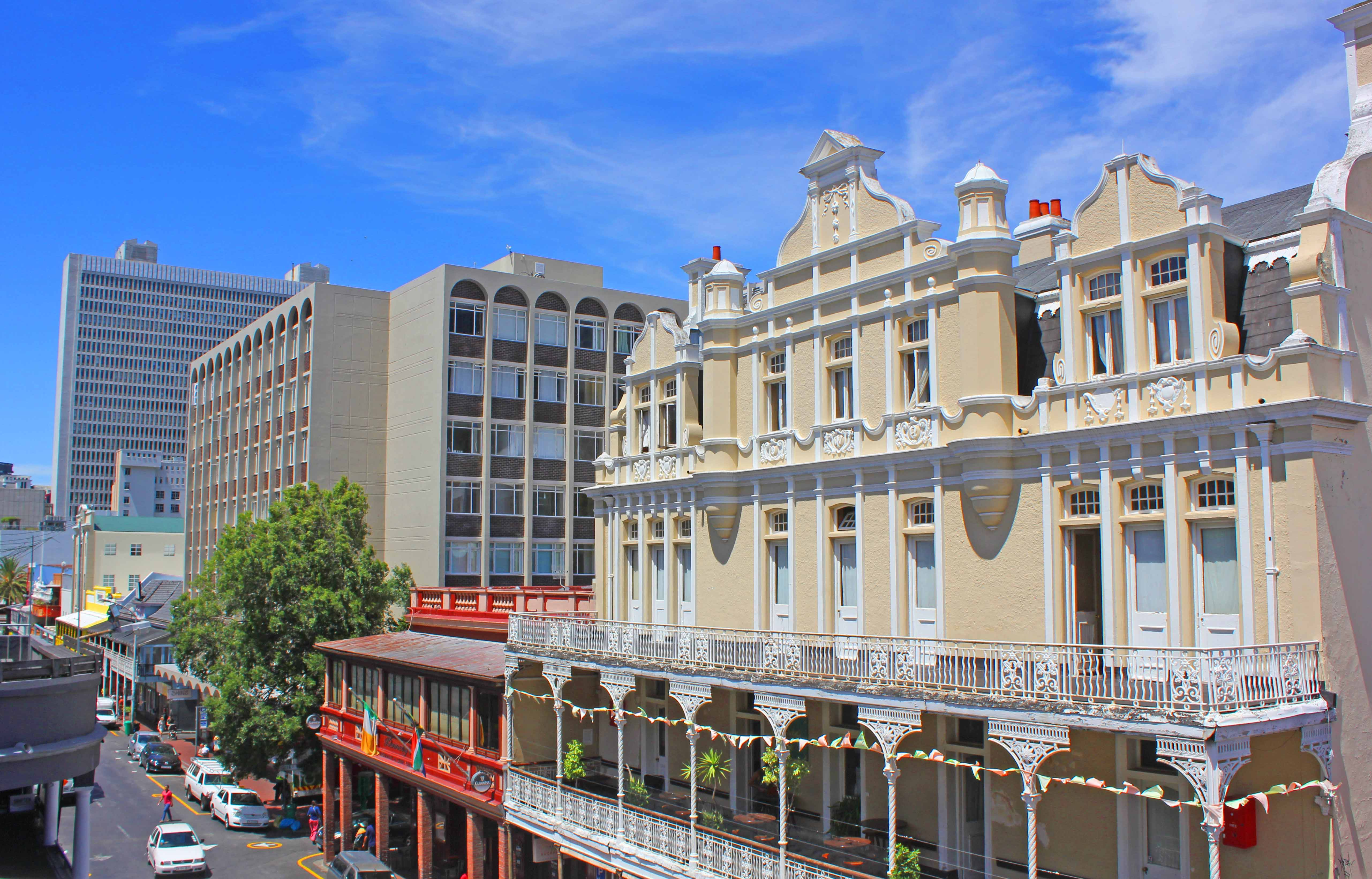 Long street hotel boutique hotel cape town for Hotel boutique hotel