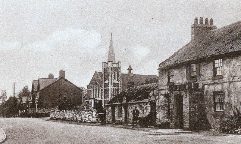 Gronant Road - c1920's