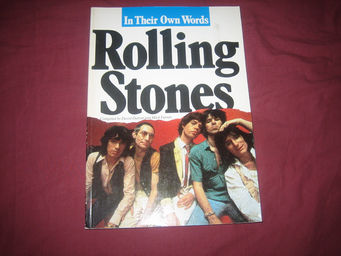my rolling stones books collection 2 004