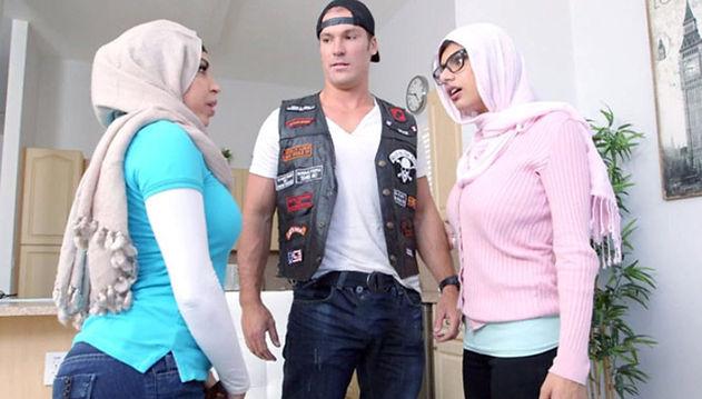 hijab arab porn youtube