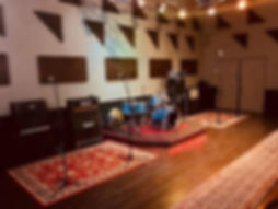 Markee Music Recording Studio Live Room