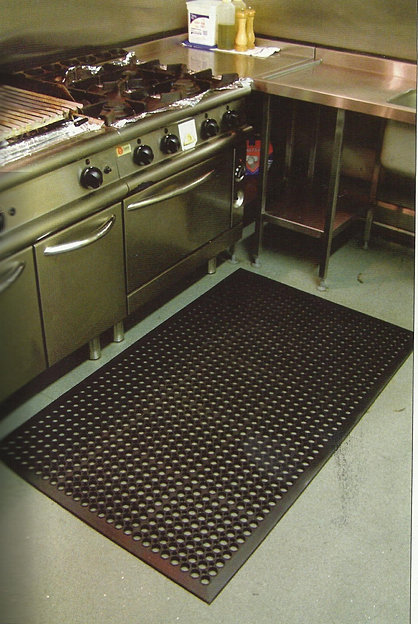 Restaurant Kitchen Rubber Mats rubber mats dubai uae