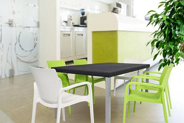 Muebles de pvc para exterior rattan muebles para - Muebles para exteriores ...