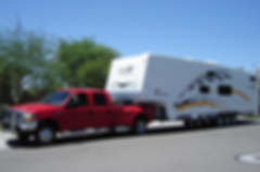 5th Wheel Trailer Move Hot Shot Courier & Messenger