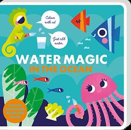 Water Magic In The Ocean.png