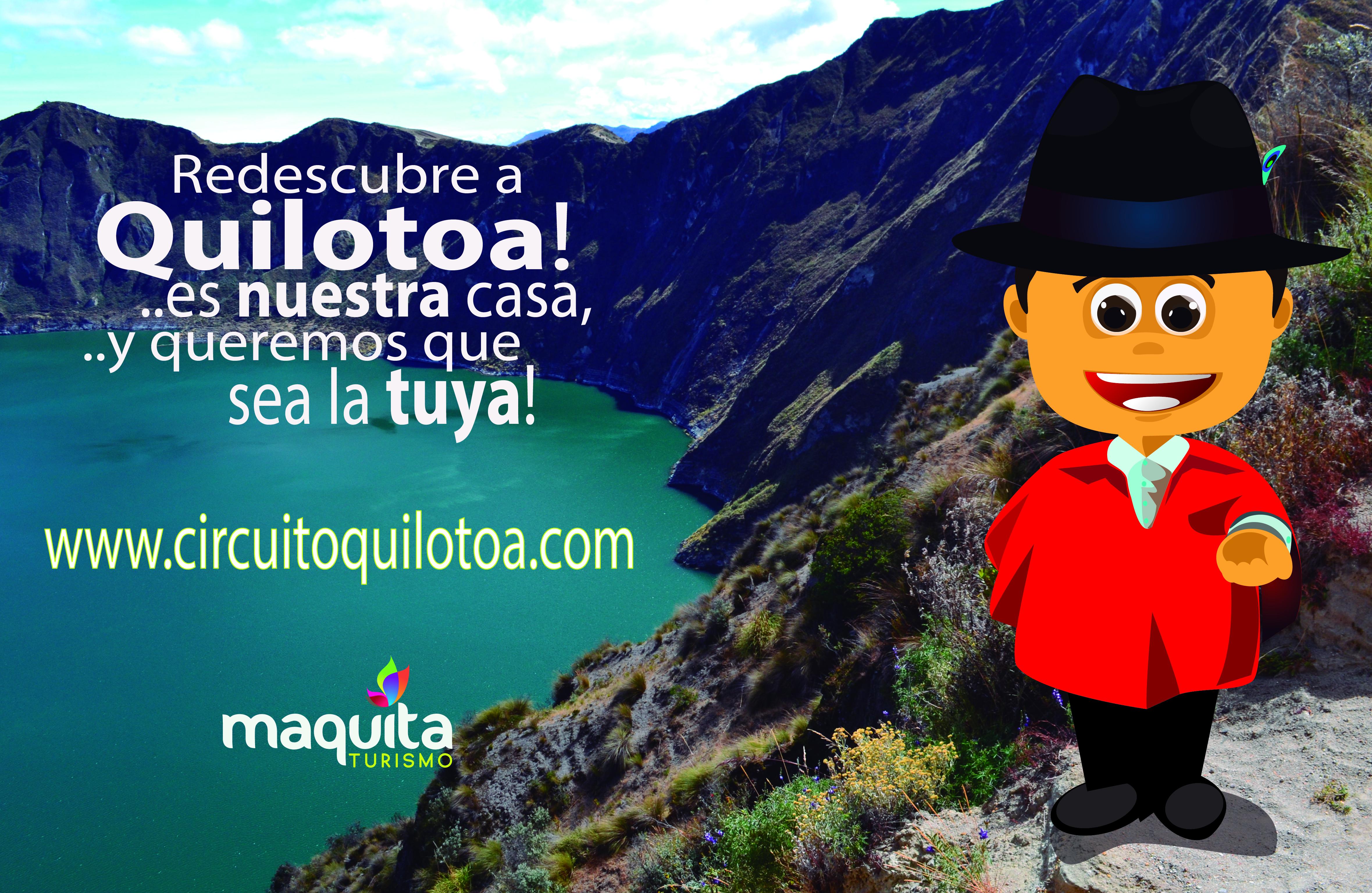 Circuito Quilotoa : Circuito quilotoa nosotros