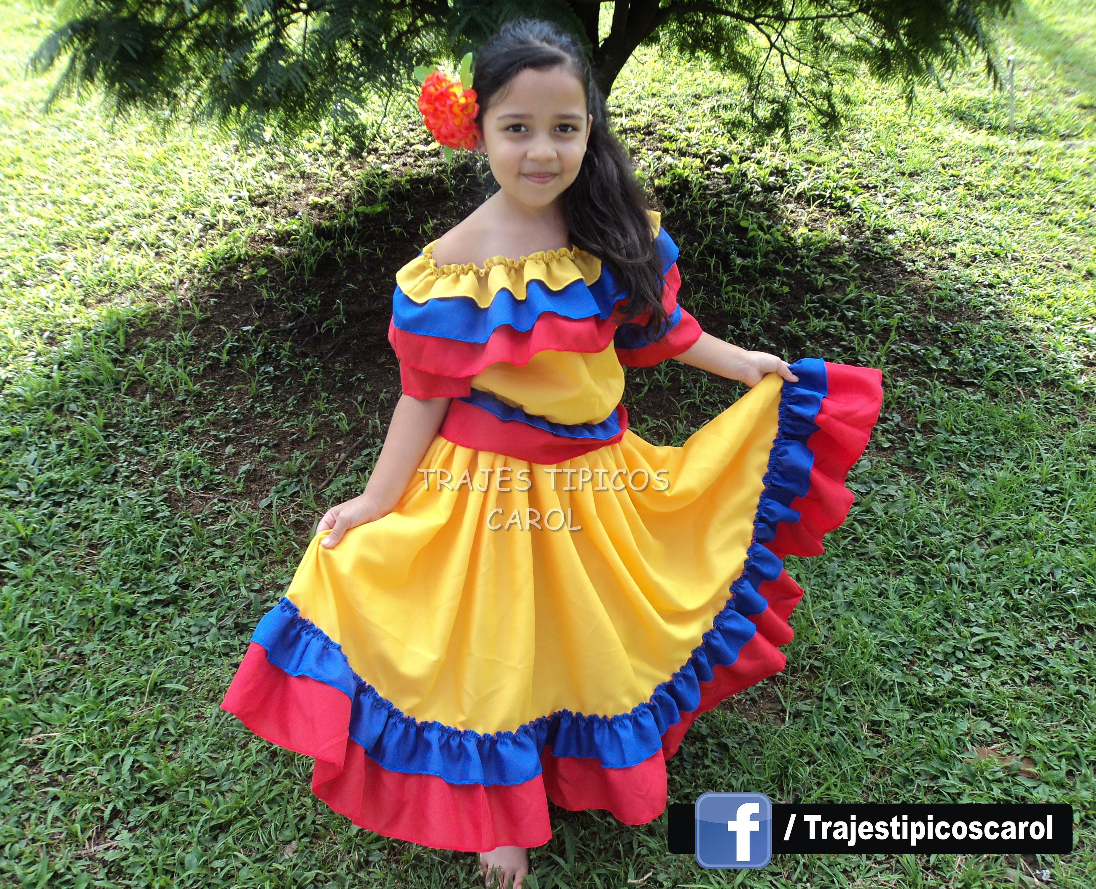 colombiano niña