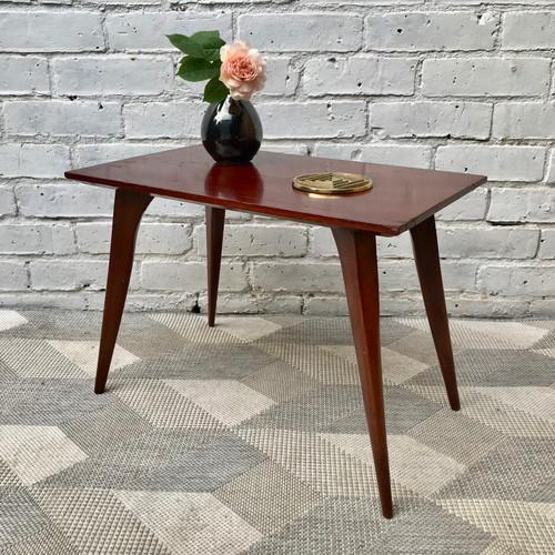 Vintage Retro Coffee Table Wooden 716