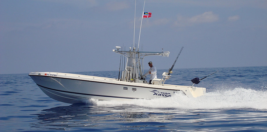 Miami fishing charter with off limits sportfishing charters for Miami fishing charters